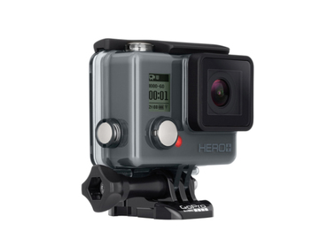 Rent: GoPro Hero+ LCD HD 1080p Video & 8MP Photos Wi-Fi Bluetooth