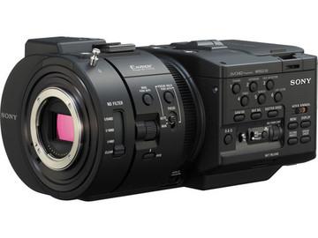 Rent: Sony NEX-FS700R Super 35 Camcorder