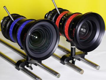 Rent: Angenieux Optimo DP 16-42 & 30-80 t2.8 Zoom Lens Set