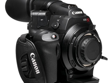 Rent: Canon C300 Cinema Camera PL Mount (Body Only)