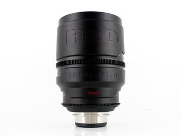 Rent: RED PRO 18mm T1.8, PL Mount