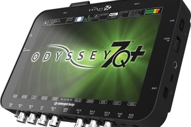 Odyssey 7q+ w/ 2TB Media, All Raw Licenses & Accessories