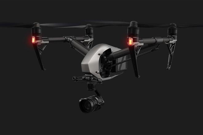 Inspire 2 W X5S 52K RAW FAA Cert Pilot Insurance