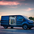 Rent: 1 Ton Ford Transit 250 Grip Only Package