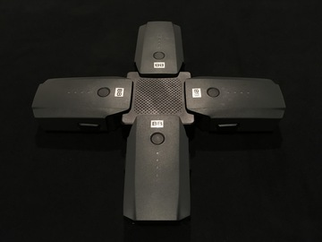 Rent: DJI Mavic Pro 4 Batteries