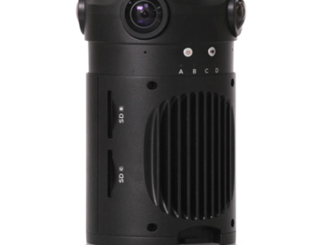 Rent: Z Cam S1 360 VR Kit