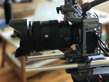 Rent: Sony a7RII + Ninja Inferno Recorder BASIC KIT