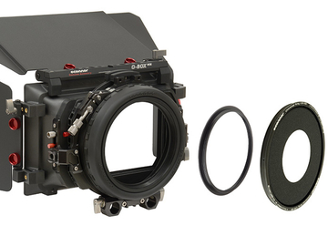 Rent: OConnor O-Box Mattebox