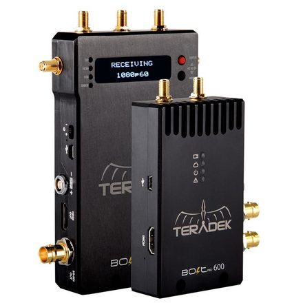 Teradek Bolt 600 SDI/HDMI Video Transceiver Set