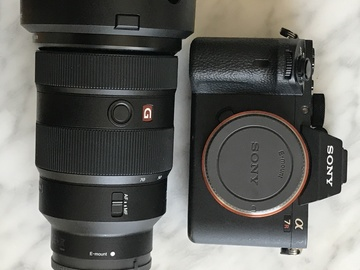 Rent: Sony a7R II + Master 24-70 f2.8 Lens