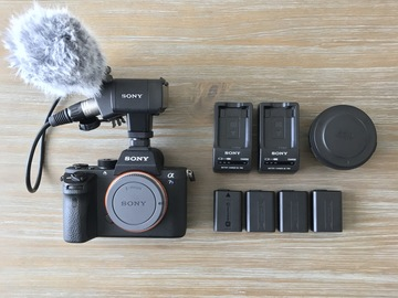 Rent: Sony Alpha a7S II Video Kit