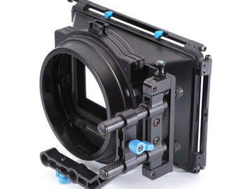 Redrock Micro MatteBox and 3x ND filters