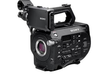 Rent: Sony FS7 w/ SmallHD, 2 Canon L-Zooms, Tripod & 2x AB Batt