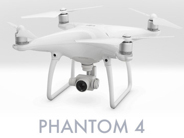 Rent: DJI Phantom 4 Quadcopter