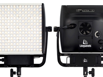 Rent: Lite Panel Astra Bi-Color LED 1x1
