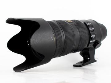 Rent: Nikon AF-S 70-200mm f/2.8G IF-ED VR II