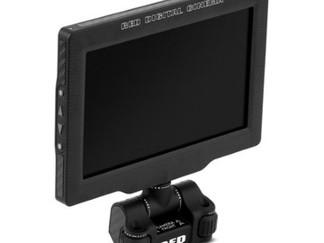 """Rent: DSMC2 RED Touch 7.0"""" CF LCD"""