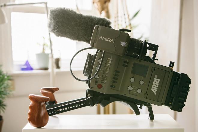 ARRI Amira Premium Camera - 4k EF or PL
