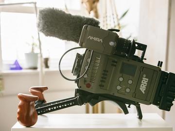 Rent: ARRI Amira Premium Camera - 4k