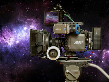 Rent: Alexa Mini with full AKS package, monitors, and support