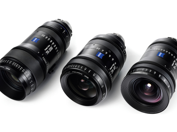 Zeiss Compact Zoom CZ.2 Set