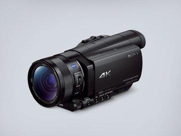 Rent: Sony AX100 4K Camcorder w xtra Batt, Travel Charger, Case