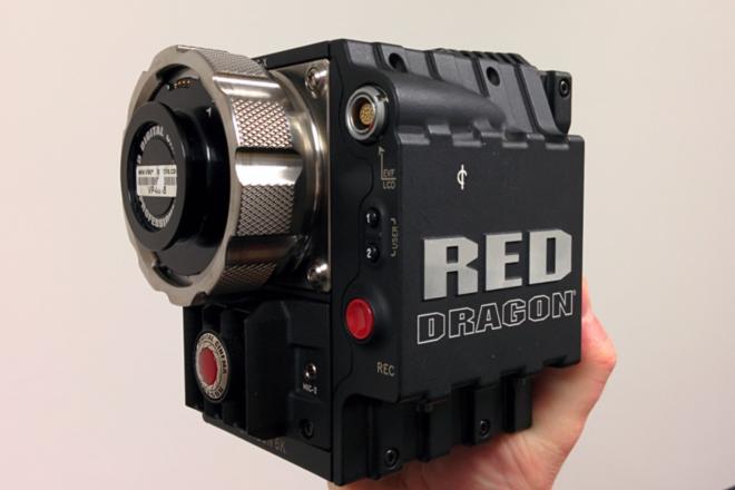 RED Epic Dragon 6K
