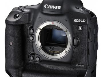 Rent: Canon EOS-1D X Mark II