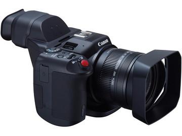 Rent: Canon XC10 4K Camcorder