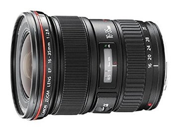 Rent: Canon EF 16-35mm f/2.8 L USM
