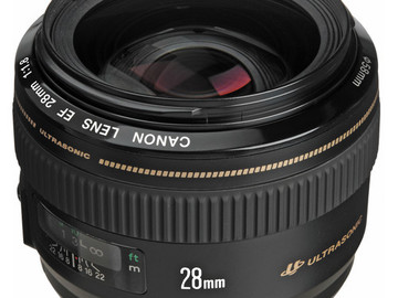 Rent: Canon EF 28mm f/1.8 USM
