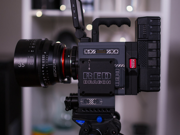 Rent: DSMC2 RED Scarlet-W Dragon 5K - Full Package