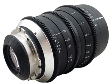 Rent: G.L. Optics 18-35mm Super Speed PL Mount Zoom Lens
