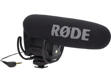 Rent: Rode VideoMic Pro with Rycote Lyre Shockmount