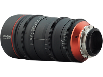 Rent: G.L. Optics CANON-L 70-200mm PL Mount Zoom Lens