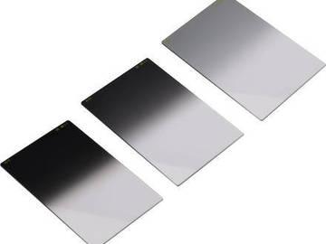 Rent: Tiffen 4x5.65-in Neutral Density Filter Set