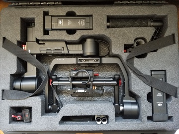 Rent: DJI Ronin-M Gimbal Stabilizer READY TO SHOOT