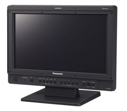 "Panasonic 18.5"" Director's Monitor SDI & HDMI"