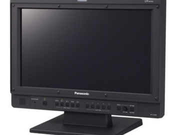 "Rent: Panasonic 18.5"" Director's Monitor SDI & HDMI"