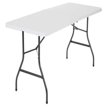 6 Foot Center Fold Table