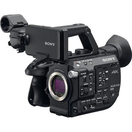 Sony PXW-FS5 XDCAM Super 35 Camera w/ Raw Upgrade