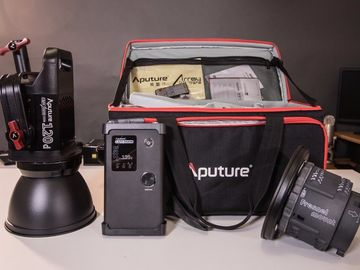 Rent: Aputure Light Storm 120D LED
