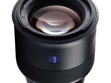 Rent: ZEISS BATIS 3 lens kit 18mm, 25mm, 85mm  for SONY E-MOUNT