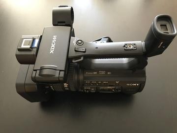 Sony XDCAM PXW‑Z150