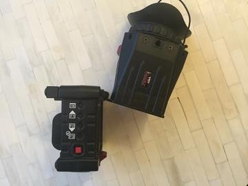 Rent: Zacuto EVF Pro (HDMI) w/ flip-up z-finder