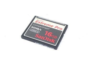 Rent: SanDisk Extreme Pro 16GB 90MB/s UDMA CF Card
