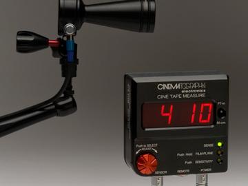 Rent: Cinetape Measure System