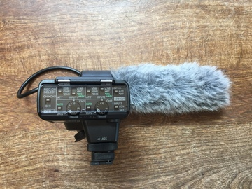 Rent: Sony XLR-K2M XLR Adapter