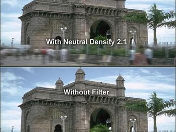 Rent: 4x5.65 ND 2.1 Filter