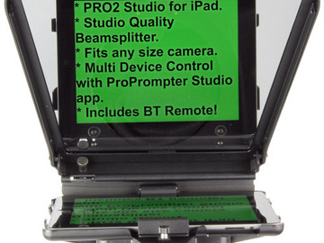 Rent: Teleprompter (ProPrompter HDi PRO2)
